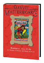 Image: Marvel Masterworks Vol. 223: Daredevil Nos. 85-96 HC  - Marvel Comics