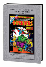 Image: Marvel Masterworks: The Defenders Vol. 05 HC  - Marvel Comics