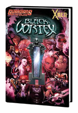 Image: Guardians of the Galaxy & X-Men: The Black Vortex HC  - Marvel Comics