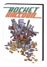 Image: Rocket Raccoon Vol. 02: Storytailer HC  - Marvel Comics