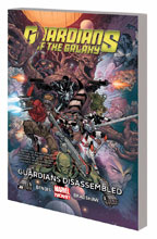 Image: Guardians of the Galaxy Vol. 03: Guardians Disassembled SC  - Marvel Comics