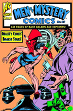 Image: Men of Mystery #97 - AC Comics