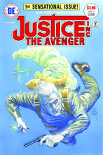 Image: Justice, Inc.: The Avenger #1 - Dynamite