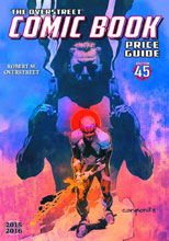 Image: Overstreet Comic Book Price Guide Vol. 45 HC  (Nord Bloodshot / X-O Manowar cover) - Gemstone Publishing