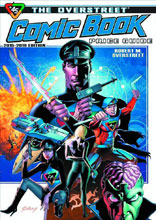 Image: Overstreet Comic Book Price Guide Vol. 45 SC  (Gulacy Captain Action cover) - Gemstone Publishing