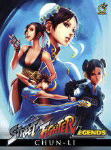 Image: Street Fighter Legends: Chun-Li HC  - Udon Entertainment Corp