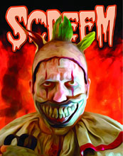 Image: Screem #30 (Previews Exclusive cover) - Screem