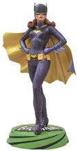 Image: Batman Classic TV Series Premium Collection Resin Statue: Batgirl  -