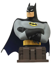 Image: Batman: The Animated Series Batman Bust  -
