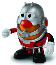 Image: Mr. Potato Head Pop Taters Collector's Edition: Ant-Man  -