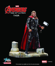 Image: Age of Ultron Action Hero Vignette: Thor  -