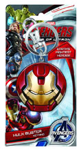 Image: Avengers: Age of Ultron Pewter Keyring - Hulkbuster Face  -
