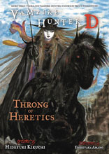 Image: Vampire Hunter D: Throng of Heretics SC  - Dark Horse Comics