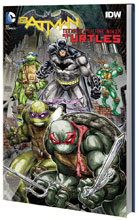 Image: Batman / Teenage Mutant Ninja Turtles HC  - DC Comics