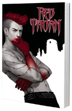 Image: Red Thorn Vol. 01: Glasgow Kiss SC  - DC Comics - Vertigo
