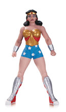 Image: DC Comics Designer Series Action Figure: Darwyn Cooke No. 06 - Wonder Woman  - DC Comics
