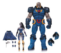 Image: DC Comics Icons Action Figure 022: Darkseid and Grail 2-Pack  - DC Comics