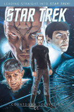 Image: Star Trek Countdown Collections Vol. 01 SC  - IDW Publishing