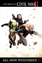 Image: All-New Wolverine #9 - Marvel Comics
