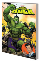 Image: Totally Awesome Hulk Vol. 01: Cho Time SC  - Marvel Comics