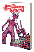 Image: Rocket Raccoon & Groot Vol. 01: Tricks of the Trade SC  - Marvel Comics