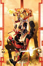 Image: Deadpool #13 by Herrera Poster  - Marvel Comics