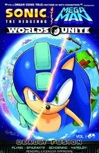 Image: Sonic / Mega Man Worlds Unite Vol. 01: Deadly Fusion SC  - Archie Comic Publications
