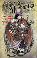 Image: Lady Mechanika: The Lost Boys of West Abbey #2  [2016] - Benitez Productions