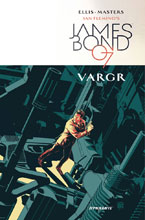 Image: James Bond Vol. 01: Vargr HC  - Dynamite