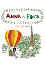 Image: Anna & Froga: Out and About HC  - Drawn & Quarterly