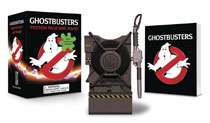 Image: Ghostbusters Proton Pack and Wand  - Running Press