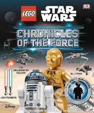 Image: Lego Star Wars: Chronicles of the Force HC  - DK Publishing Co