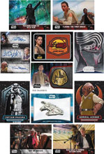Image: Topps 2016 Chrome Star Wars: Force Awakens Card Box  - Topps Company