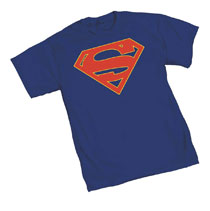 Image: Supergirl Youth T-Shirt: TV Symbol  (M) - Graphitti Designs