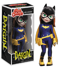 Image: Rock Candy Vinyl Collectible: Batgirl  (Modern) - Funko
