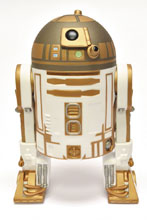 Image: Star Wars R4-G9 Figure Bank  - Diamond Select Toys LLC