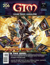 Image: Game Trade Magazine #208 (Free Copy) - Diamond Publications