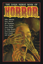 Image: Dark Horse Book of Horror HC  - Dark Horse Comics