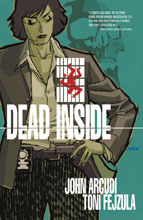 Image: Dead Inside Vol. 01 SC  - Dark Horse Comics