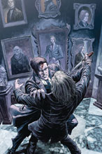 Image: Strange Case of the Disappearing Man #1 - Dark Horse Comics