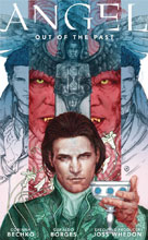 Image: Angel Season 11 Vol. 01: Out of Past SC  - Dark Horse Comics