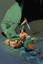 Image: Conan the Slayer #11 - Dark Horse Comics