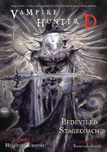 Image: Vampire Hunter D Novel Vol. 26: Bedeviled Stagecoach SC  - Dark Horse Comics