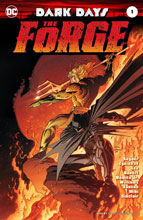 Image: Dark Days: The Forge #1 (variant cover - Kubert)  [2017] - DC Comics