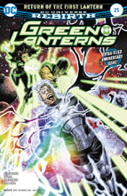 Image: Green Lanterns #25  [2017] - DC Comics