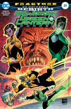 Image: Hal Jordan & the Green Lantern Corps #23  [2017] - DC Comics