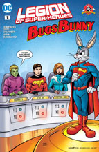 Image: Legion of Super-Heroes / Bugs Bunny Special #1 - DC Comics