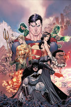 Image: Justice League: Rebirth Collection Deluxe Edition Book 01 HC  - DC Comics