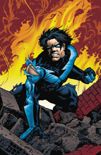 Image: Nightwing Vol. 06: To Serve and Protect SC  - DC Comics