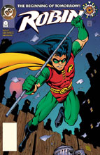 Image: Robin Vol. 04: Turning Point SC  - DC Comics